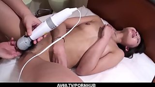 Premium Asian sex scenes with naked Yuri Aine - More at 69avs com