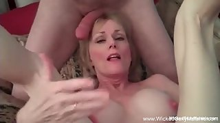Amateur Swinger Really Likes Threesomes