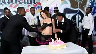 How Pornstars Celebrate Birthdays