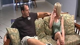 Rachel Steele MILF345 - MILF catches her stepnephew with her Friend part1