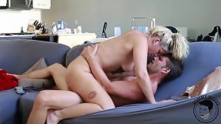 CHEATING WIFE MILF Lisey Sweet and TOMMY WOOD - afternoon CREAMPIE sex HD