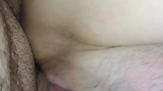 Drunk Girl Cums on Dick