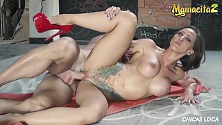 MamacitaZ - Spanish MILF Fucked Like A Hoe In Her Trip To South America