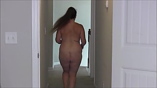 5 Minutes of Me Jogging Naked