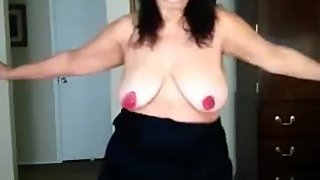"Sexy mature milf woman ""Watch Me"""