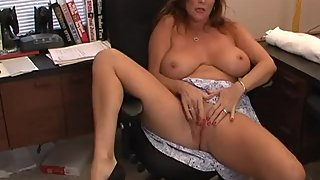 Rachel Steele MILF35 - Slutty Teacher review his grades
