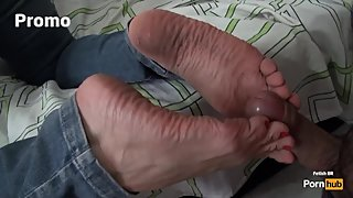 I love to fuck Andrea's dirty soles! Promo