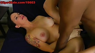 Angie Noirs Cream Pie Pussy