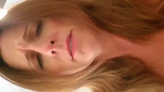 Sexy mature stepmom likes hot sex with her stepson