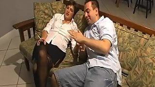 Rachel Steele MILF Smoking15 - Stressed and Neglected Wife Smoking Part 1