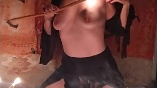 halloween masturbation I drip a candle on my chest if you like leave money