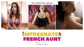 IMPREGNATED FRENCH STEPAUNT - COMPLETE