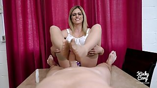 Hot Milf Teacher with Big Tits Fucked in her Class - Cory Chase