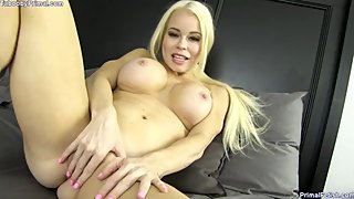 Horny Fit StepMom with Big Tits Catches Son Watching and Fucks -Two Videos