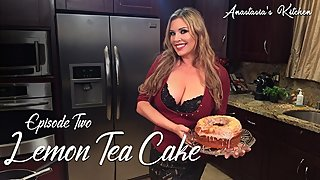 Anastasia's Kitchen, Episode 2 - Lemon Tea Cake