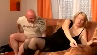 Mature norwegian bbw mom