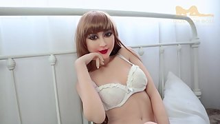 Irontechdoll 165cm Xiu sexy housewife Asian Milf Lovely lady sexy Japnese