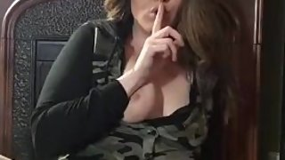Milf Makes Cunt Wet, shhh donТt wake Daddy