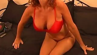 Rachel Steele MILF04 - Red Milf wants to talk to you!