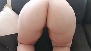 I Really Fucked A Bad Bunny's Ass And Came Inside, Anal Creampie, Halloween