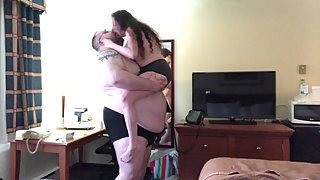 Amuse-Bouche BBW Shyla Nervous and BHM Rex Behr